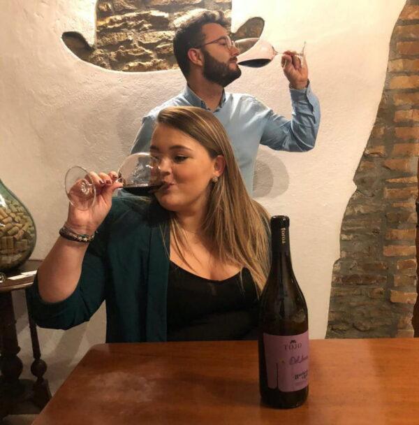 delianna barbera tojo vini
